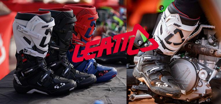 Leatt Flexlock Boots
