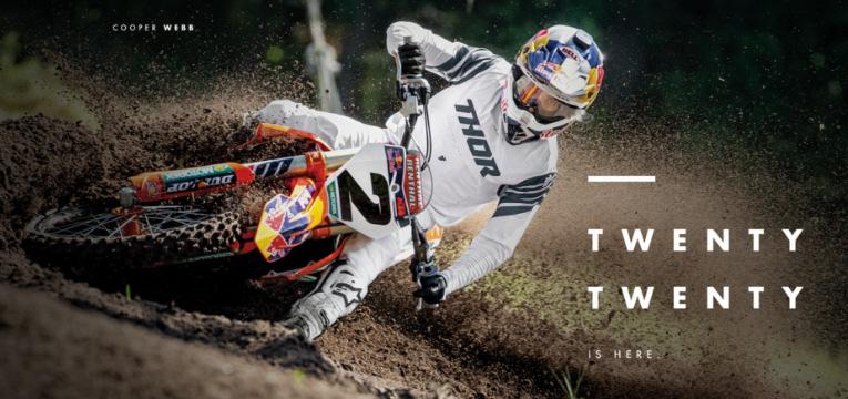 Thor MX Gear 2020 jetzt verfügbar!