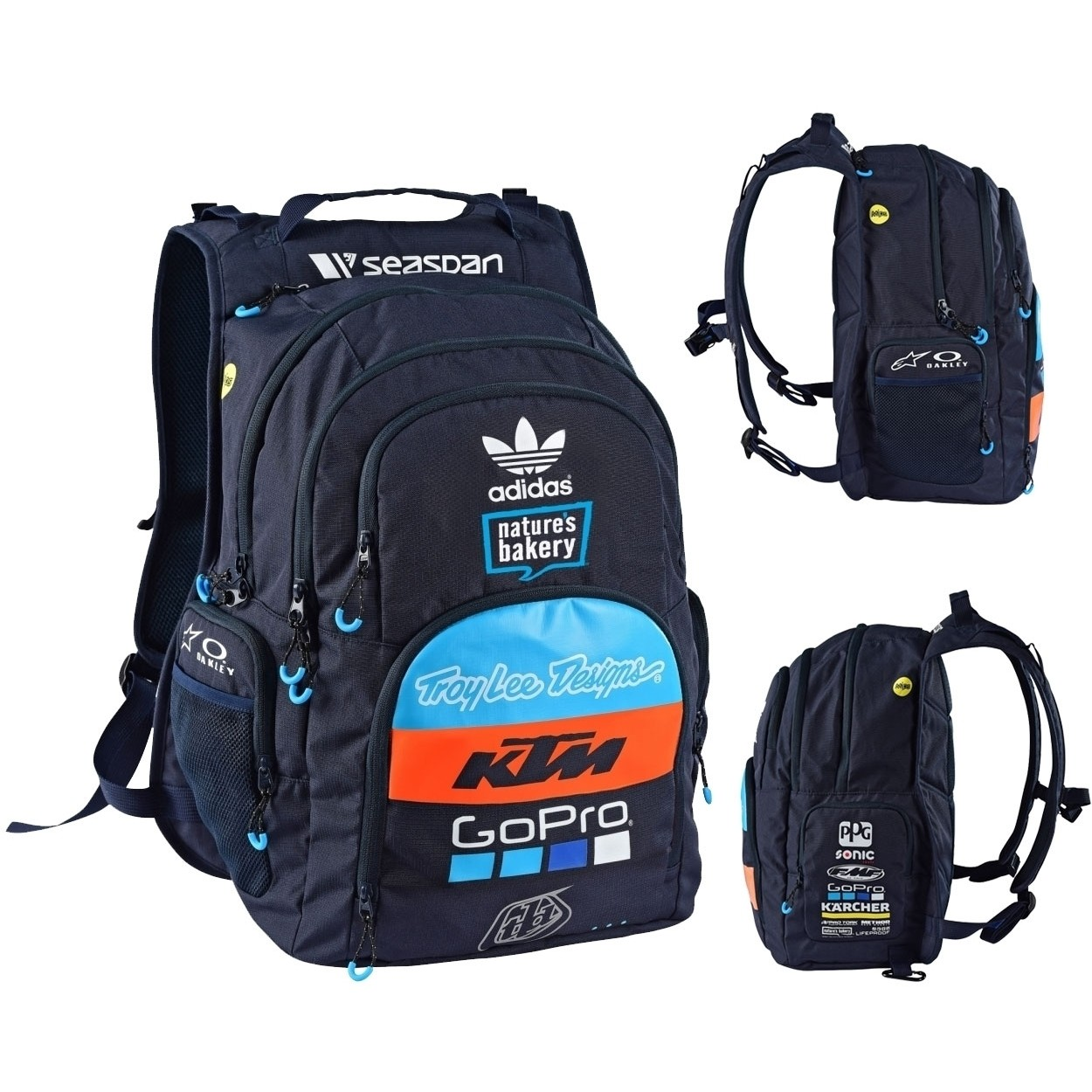 ce4f6253aea5 Troy Lee Design KTM Team Rucksack blau