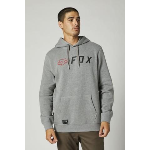 Fox Apex Hoody Pullover grau