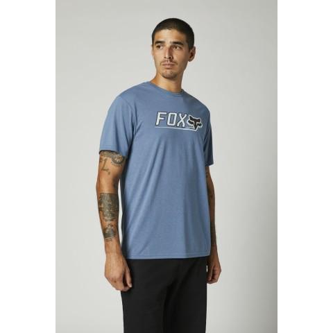 Fox CNTRO Tech T-Shirt SS blau