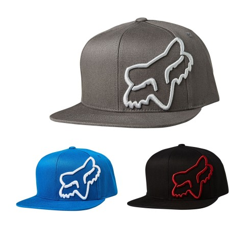 Fox Headers Snapback Cap