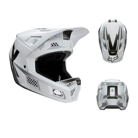 Fox Rampage Pro Carbon Wurd MTB Fullface Helm