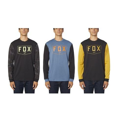 Fox Shield LS Tech T-Shirt