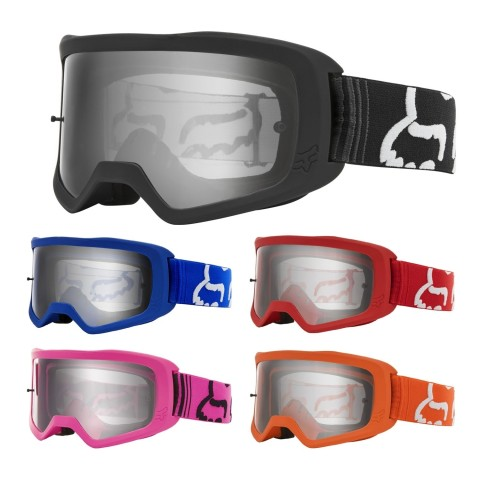 Fox Kinder Main II Race MX Brille