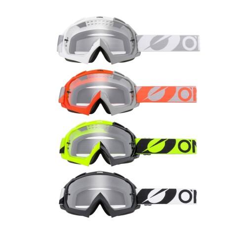 Oneal B-10 Twoface Crossbrille klar