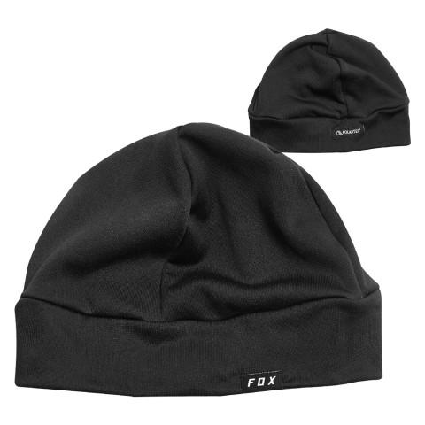 FOX POLARTEC® SKULL CAP schwarz