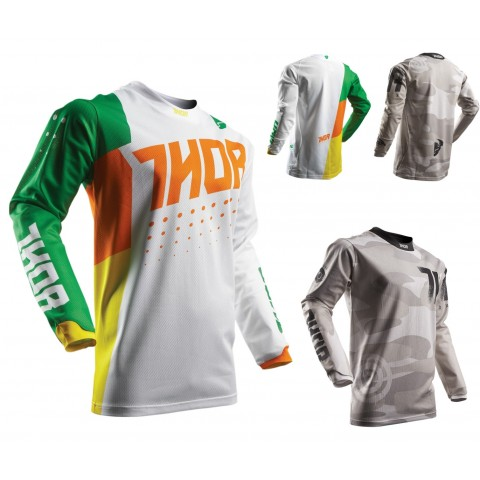Thor Jersey Pulse Air