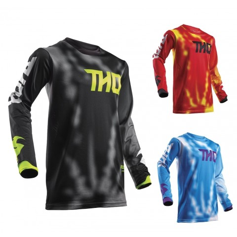 Jersey von Thor  Motocross Shirt, Enduro Jersey, Cross Shirt, Thor MX