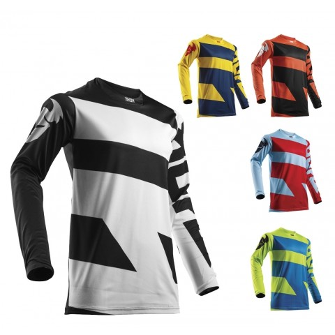 Thor Pulse LEVEL S8 MX Jersey