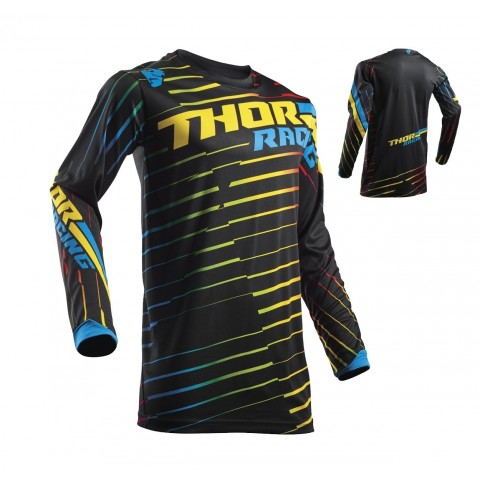 Thor Pulse RODGE S8 MX Jersey multi