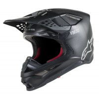 Alpinestars Supertech M10 Carbon Crosshelm