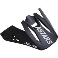 Alpinestars SM5 Helmschirm Rayon schwarz grau OS