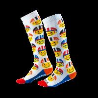 Oneal Pro MX Emoji Kinder Socken bunt