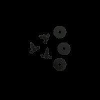 O`NEAL BREAK-AWAY Helmschirm Schrauben