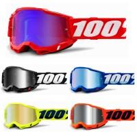 100% Accuri 2 Crossbrille verspiegelt