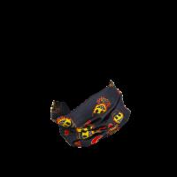 Oneal Emoji Halswärmer schwarz gelb
