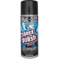Muc-Off Speed Polish Polierspray 400ml (1L/29,88€)