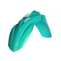 Acerbis Front Kotflügel hellgrün für Kawasaki