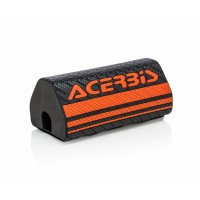 Acerbis Lenkerpolster X-BAR PAD schwarz orange