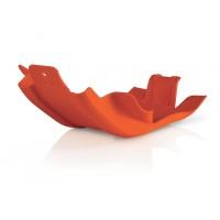 Acerbis Motorschutz Skid Plate für KTM 350 SXF'10 orange
