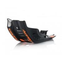 Acerbis Motorschutz Skid Plate für KTM SXF 450 2016 schwarz