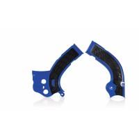 Acerbis Rahmenschützer X-GRIP YZF250/450 blau