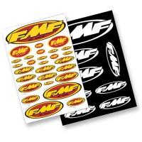Sticker von FMF Multi FMF Aufkleber Kotflügel oder Anhänger