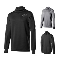 Fox Defend Thermo Hooded MTB Jersey