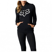 Fox BOUNDARY Girls Hoody Pullover schwarz