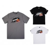 Kini Red Bull T-Shirt Ripped Stickers