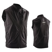 Leatt Race Vest Weste in Schwarz
