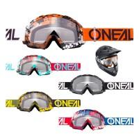 Crossbrille von Oneal  Downhill Brille, MX Enduro Goggle