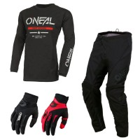 Oneal Element Squadron Classic Combo Jersey Crosshose