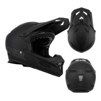 Oneal Fury Solid MTB Full Face Helm
