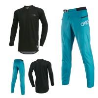 Oneal Trailfinder Combo blau Classic Jersey MTB Hose