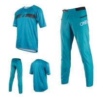 Oneal Trailfinder Combo blau PinIt blau Jersey MTB Hose