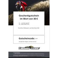 Enduro-Store Gutschein 10-250 EUR
