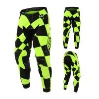 Troy Lee Designs SE Joker Crosshose gelb schwarz