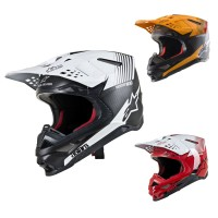 Alpinestars Supertech M10 Dyno Crosshelm