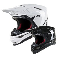 Alpinestars Supertech M8 Solid Crosshelm