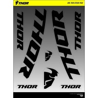 Thor 2-PACK BIKE TRIM S18 DECAL SHEET