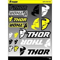 Thor Corpo S18 DECAL SHEET
