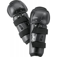 Knieschützer von Thor schwarz Thor Kneeguards, Thor Knieprotektoren, Motocross Knieschutz, MX Kneeguard, Schutz für Knie