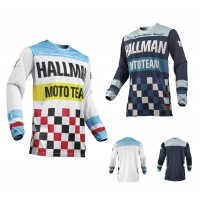 Thor MX Jersey Hallmann Heather